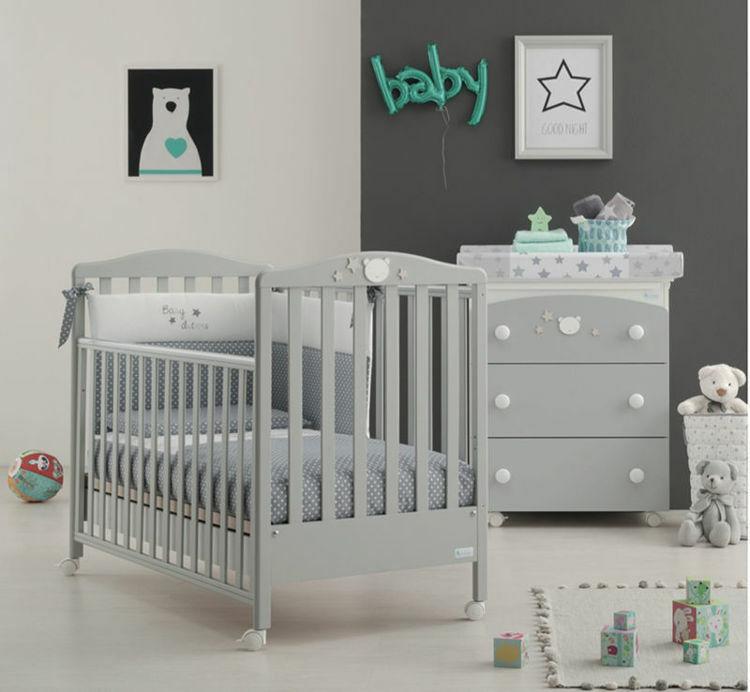 Poza cu Camera bebelusi Baby Dream Gri