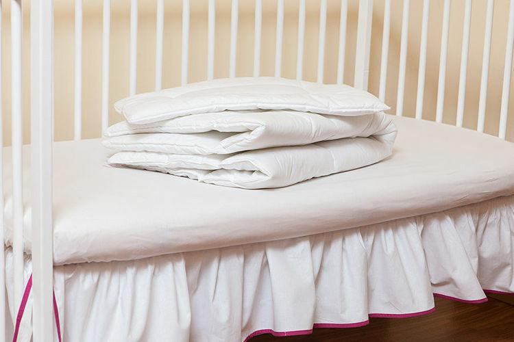 Poza cu Plapuma bebelusi pentru patut 60 x 120 cm (toamna,iarna)