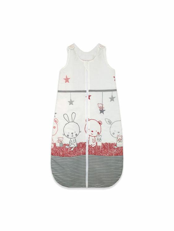 Poza cu Sac de dormit, KidsDecor, iarna 2.5 tog Bucuria cadoului 140 cm