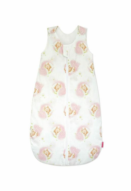 Poza cu Sac de dormit , KidsDecor, toamna 1 tog Pink Bear's Dream 130 cm