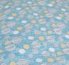 Poza cu Set protectii patut 70 x 140 cm Bubble Blue