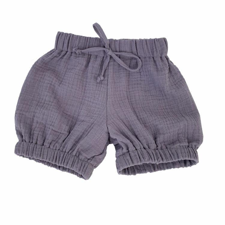 Poza cu Pantalonasi bufanti din Muselina Dreamy Lavander  2-3 ani