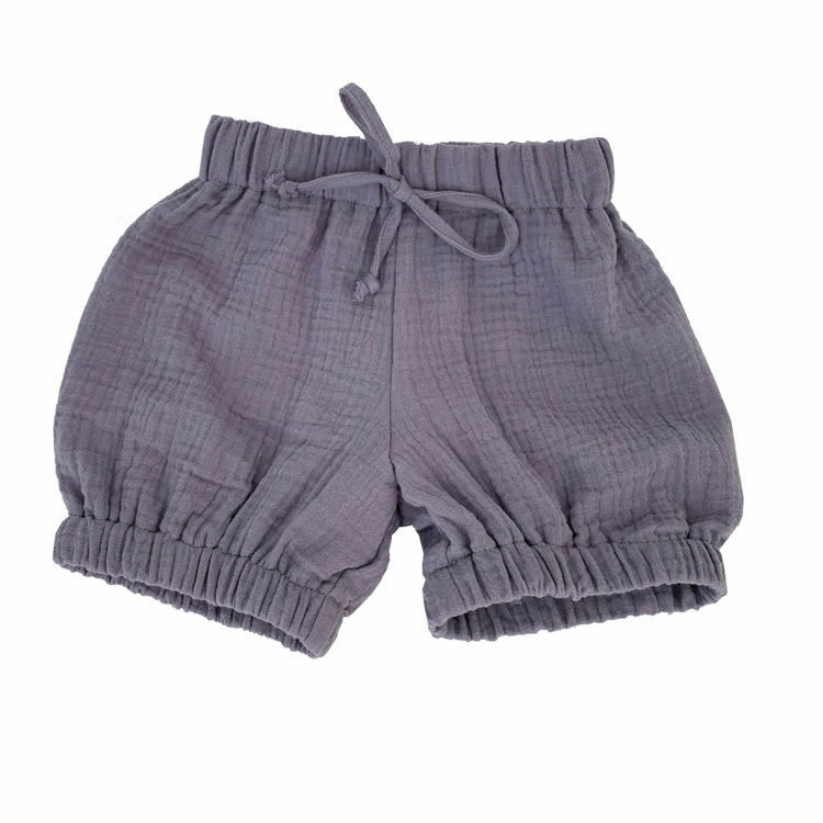Poza cu Pantalonasi bufanti din Muselina Dreamy Lavander  6-7 ani